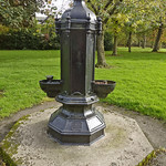 Drinking fountain, Ashton Park, Preston