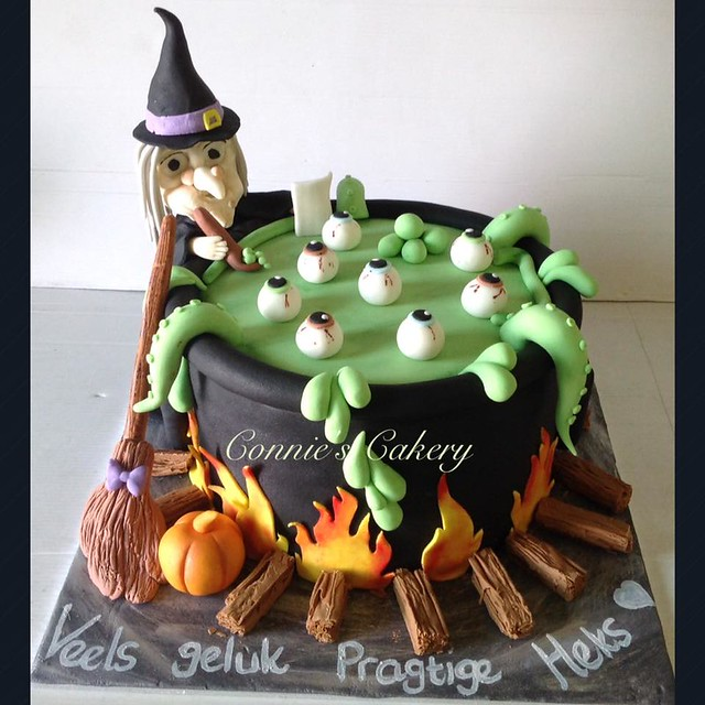 Cake by Connie's Cakery - CPT