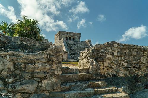 Tulum El Castillo