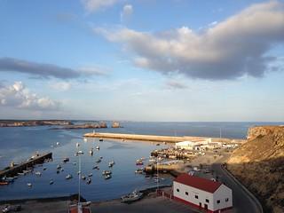 Hafen von Sagres