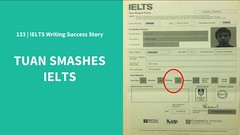 133 IELTS Writing Success Story – How did he get from 6.5 to 7