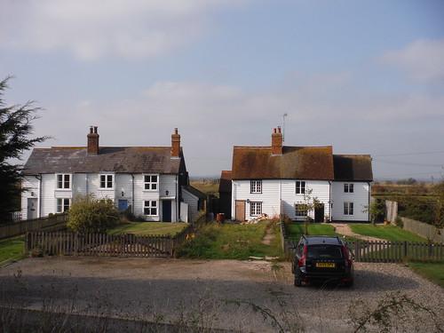 Cottages, North Fambridge