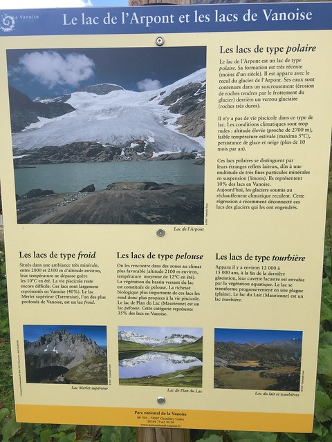 Lac de l'Arpont
