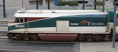 Amtrak #90230 F40PH NPCU