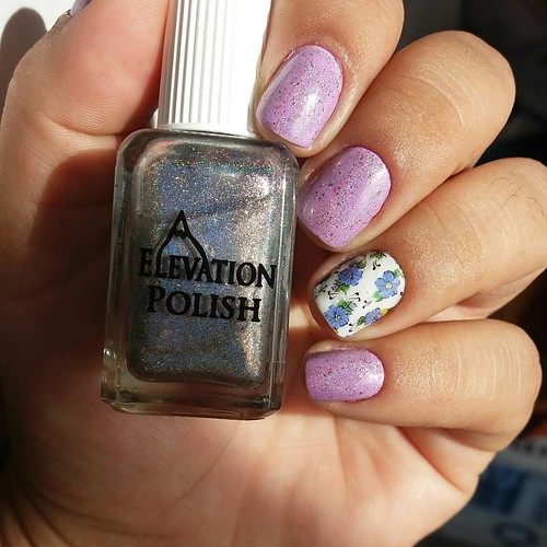 Lime Crime - Lanvendairy + Elevation Polish -Aguja