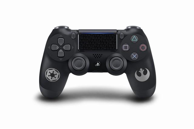 《星際大戰:戰場前線 II》特製同梱主機 Star Wars Battlefront II PlayStation 4 Pro Bundle,11月14日同步登場!!