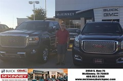 #HappyBirthday to Tyler from Mr. Yomi at McKinney Buick GMC!
