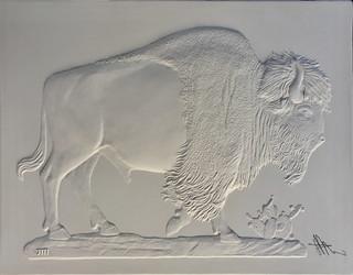 Mercanti Bison plaster