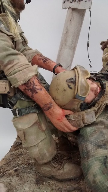 """""""Cover me Bro...!!!"""" US Green Berets in Iraq 2003 37766914852_d15494437c_z"""