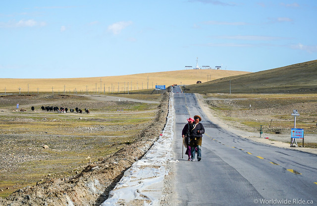 Road to Lhasa-59