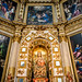 Altar Mayor de la Iglesia del Monasterio de la Vid