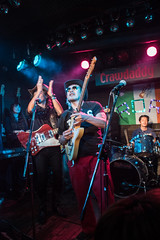 Rory Gallagher Tribute Festival in Japan - jam session at Crawdaddy Club, Tokyo, 21 Oct 2017 -00482