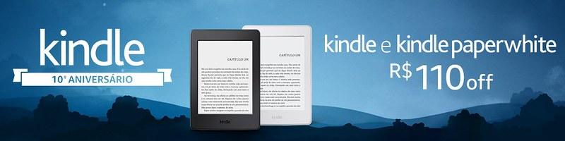 Kindle em oferta