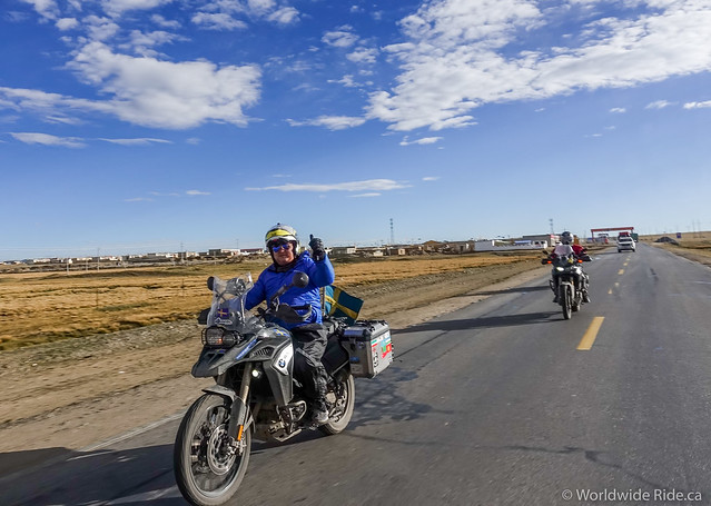 Road to Lhasa-54