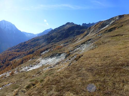 Exkursion Hohe Tauern (Okt 2017)