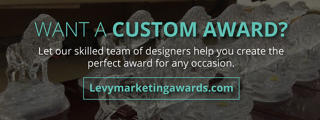 Beautifully designed custom awards