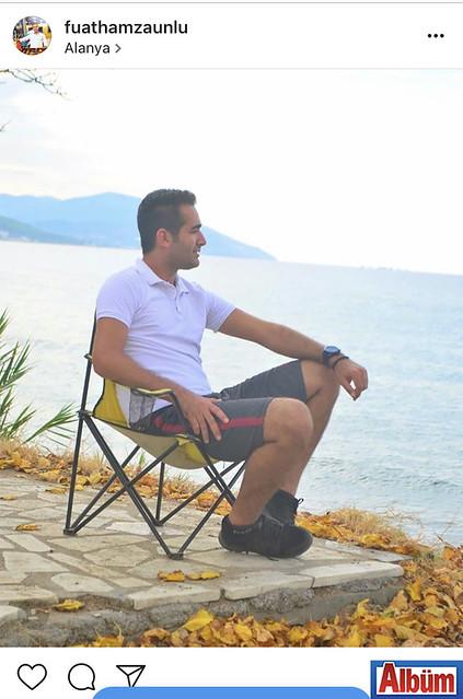 Fuat Hamza Ünlü, hafta sonu çıktığı kamp gezisinden paylaştığı bu fotoğrafla takipçilerinin beğenisini topladı.