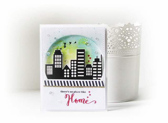 stenciled_winner_Modern Cityscapes_Card