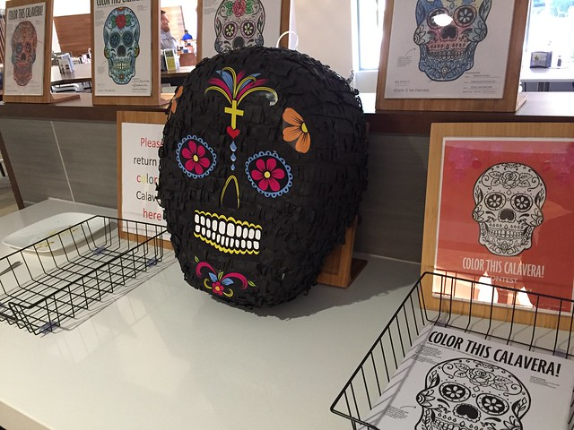 Color This Calavera!