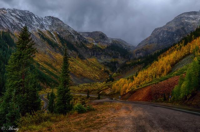 Touch of Fall, San Juan Mountains, Colorado