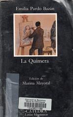 Emilia Pardo Bazán, La Quimera