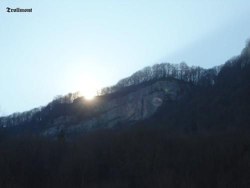 Montagne du troue de l an