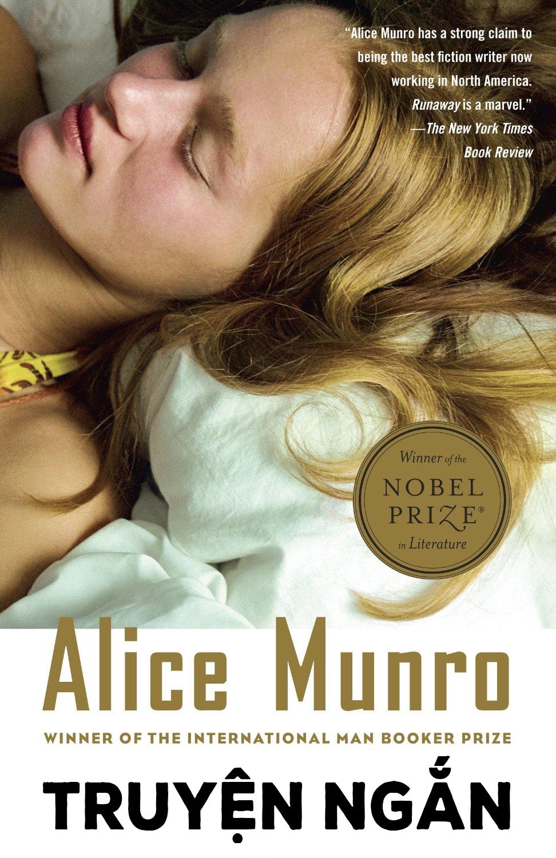 Tập Truyện ngắn Alice Munro - Alice Munro