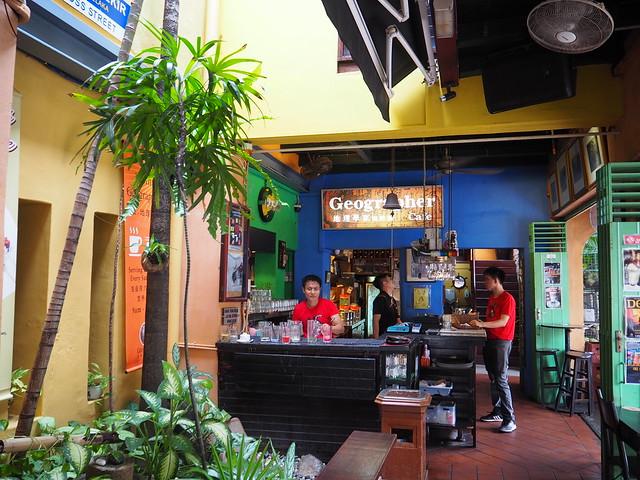 PA145068 ジオグラフィーカフェ(Geographer Cafe) malaysia マレーシア マラッカ melaka マラッカカフェ ひめごと