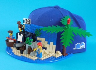 Review: A hat from I'm Rick James Bricks