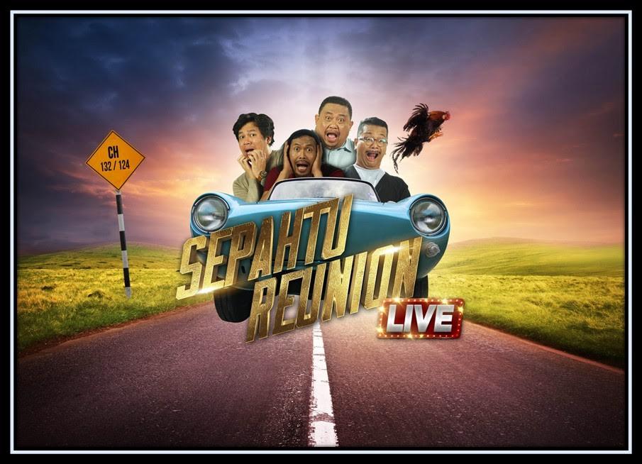 Sepahtu Reunion Live Musim Kedua