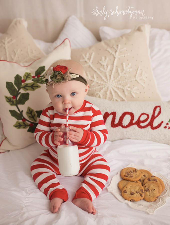 Picture Ideas for Baby's First Christmas - Life With My ...
