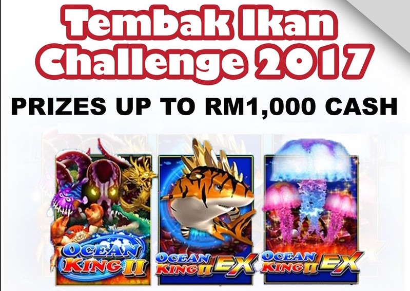 Tembak Ikan Competition