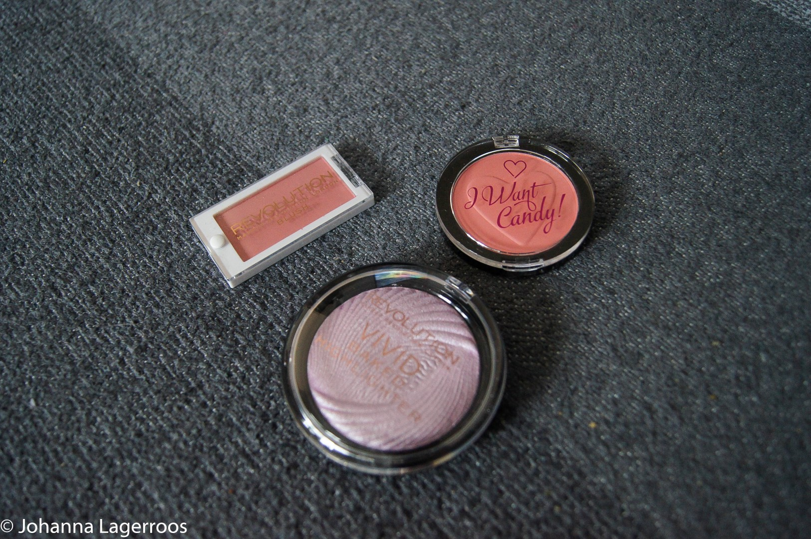 TAM beauty blushes