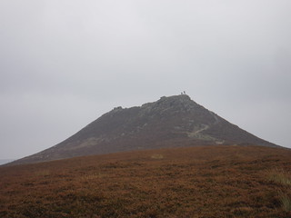 Win Hill Pike, from Thornhill Brink