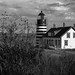 West Quoddy Head ... Monochromed by Ken Krach Photography