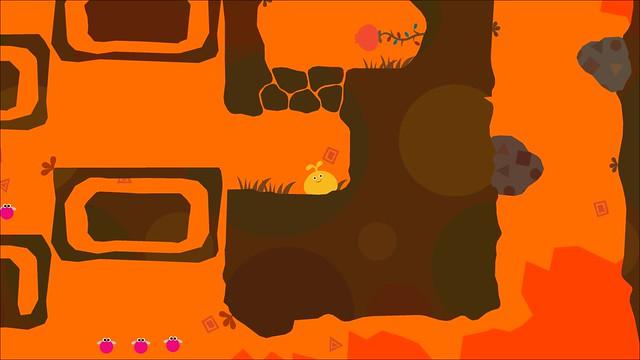 LocoRoco 2 Remastered: Hidden Area