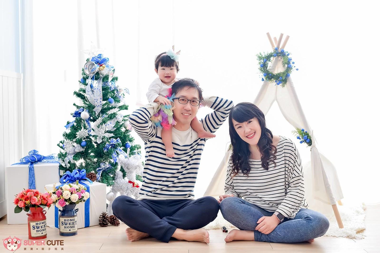 兒童寫真,寶寶寫真,小朱爸,耶誕節寫真