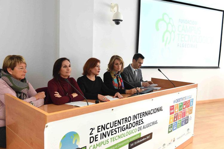 APERTURA DEL II ENCUENTRO INTERNACIONAL DE INVESTIGADORES1