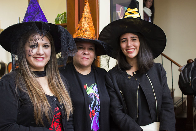 La casita del horror Utadeo, Concurso de Cosplay