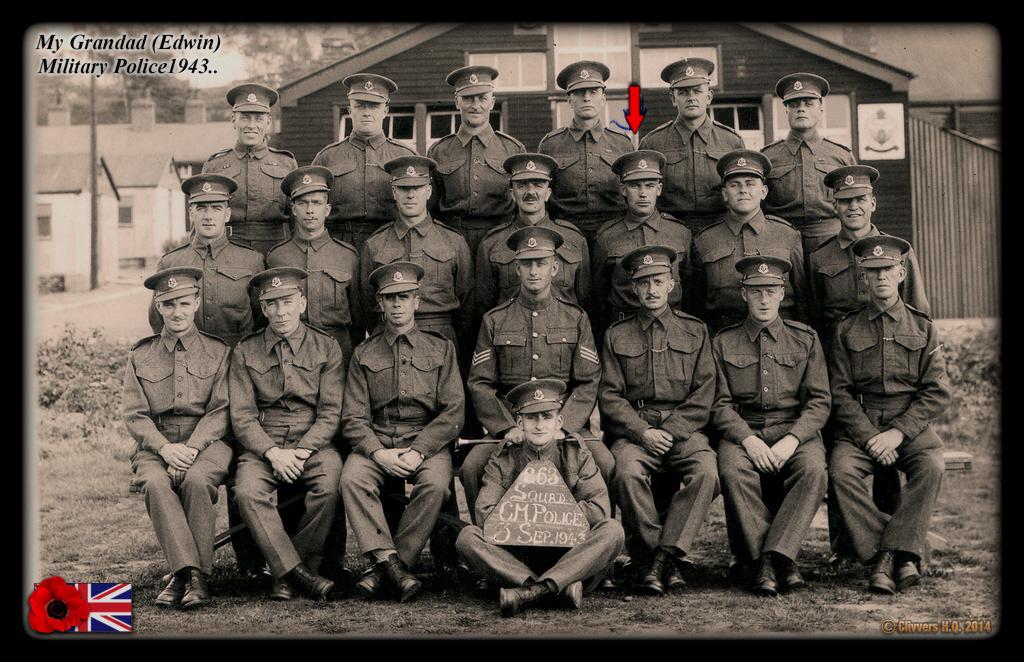 WW1 (1914-1918) Centenary (2014-2018) My relatives.. 24471542768_bdac445b1b_o