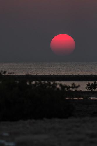 sun set #4389