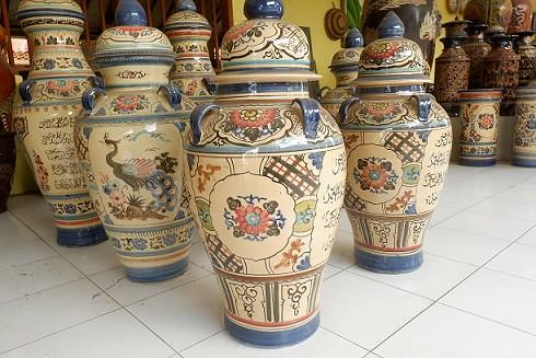 keramik Klampok Banjarnegara