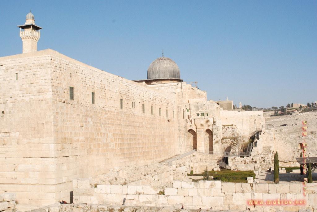 Стена Плача в Иерусалиме фото достопримечательностей