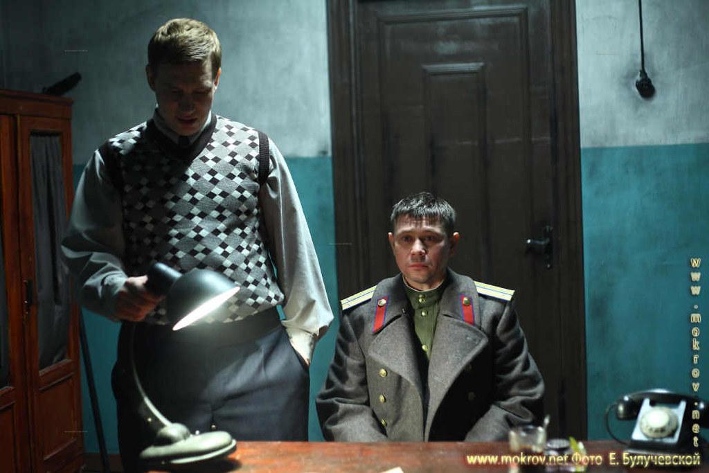 Фаллеев – Вадим Колганов. Егор Козлов – Анатолий Гущин.