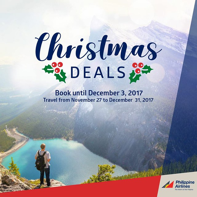 Philippine Airlines Christmas Deals