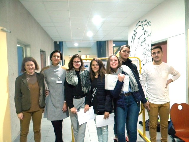 Un forum sanitaire et social organisé par les élèves du lycée Xavier Bichat