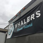 Something special is brewing at @whalersbrewing ... stay tuned... #sneakpeek #topsecret #excited #behindthescenes