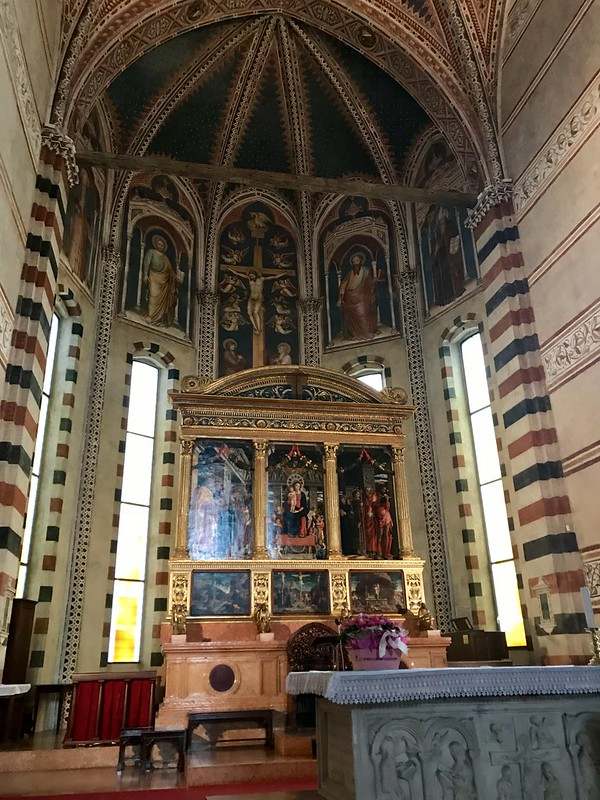 "Mantegna's ""Pala di San Zeno"""