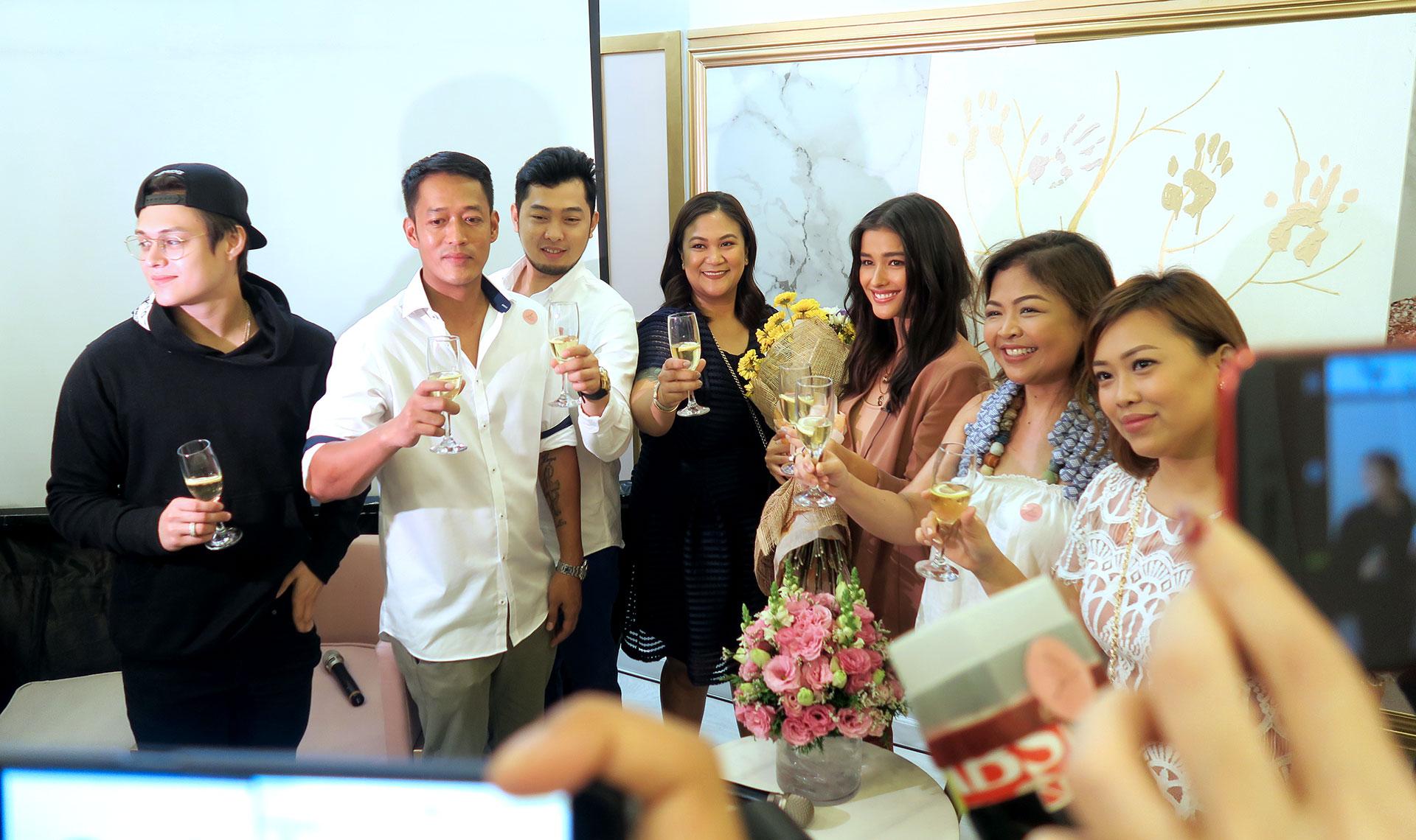 10 Liza Soberano Hope Wellness Grand Launch - Gen-zel She Sings Beauty