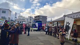 トランスイート四季島 冬の2泊3日コース 初日 大歓迎
